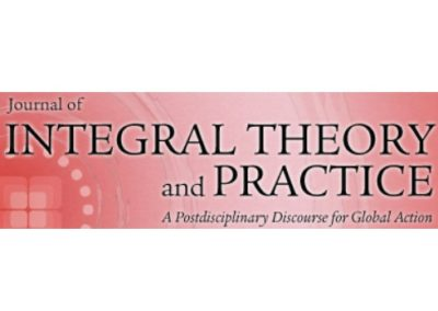 Published in the Journal of Integral Theory and Practice